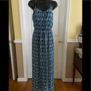 NWT Pretty Lily Rose Maxi Dress size small